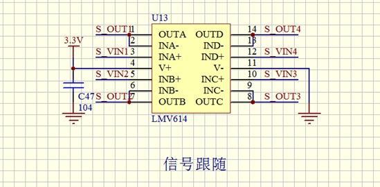 电路如图,前端S+,S-为压力传感器,惠斯通电桥结构,1.5MA激励,差分信号为130MV左右,此信号先通过仪表放大器,仪表放大器REF有119MV,仪表放大器输出接运算放大器跟随,接MCU的ADC口,现仪表上电,零点会发生漂移,约10分钟后才能稳定,如图4趋势所示,感觉像是电容充电所致,如何解决此问题?