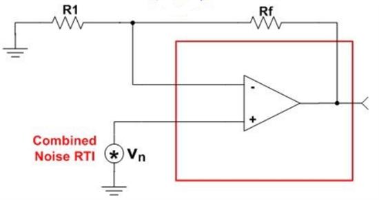 运放低通滤波电路