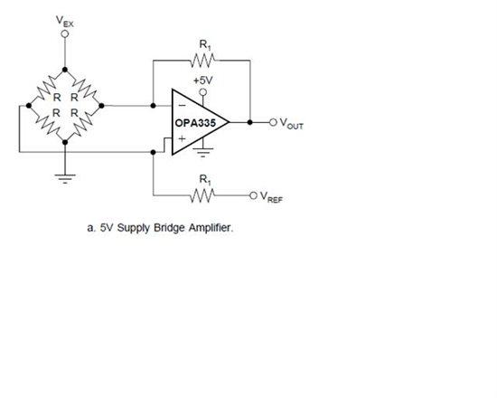 电桥电路,我现在想用这个电路进行测温(其中一个电阻换成pt100铂热