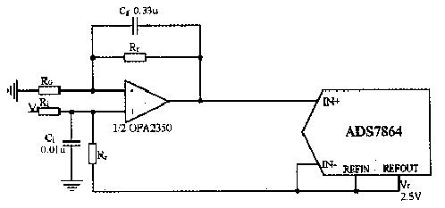 5v的单电源输入的共模电压范围扩展300mv以下和正