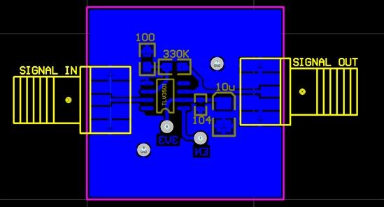 单管低频电压放大电路