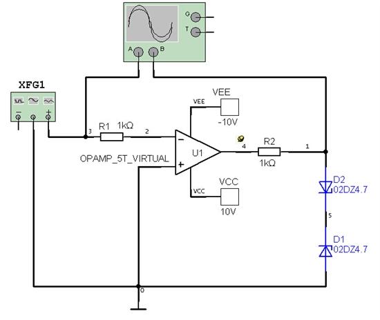 放大器 【】过零比较器  可直接与 ttl 及 cmos 逻辑电路连接 工作