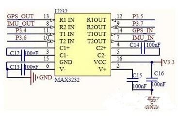 气压计ms5803-02ba接口电路