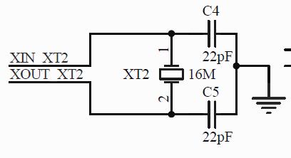 msp430f5438a 晶振