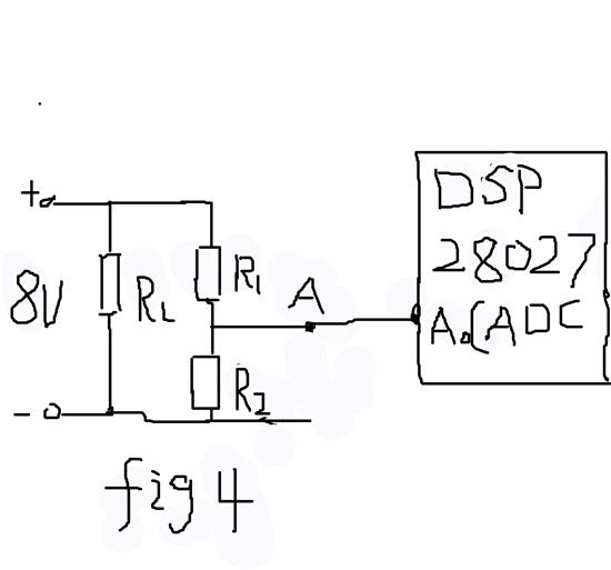谁有dsp28027芯片内部的adc的详细电路