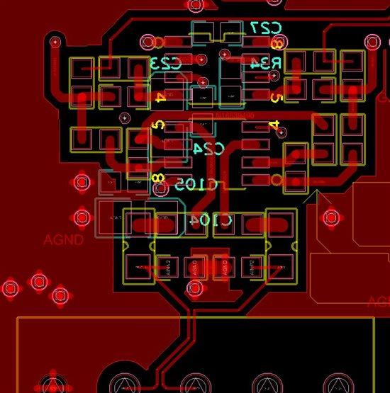 555电路布线图