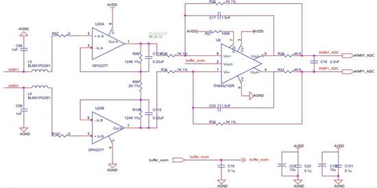 ad前端放大电路 - 数据转换器 - 德州仪器在线技术
