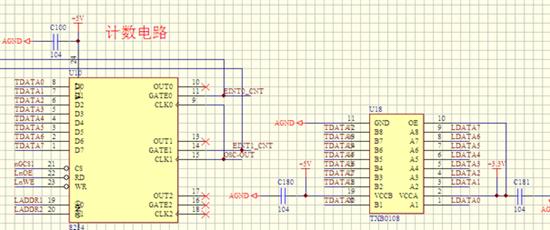关于电平转换芯片txb0108使得下级芯片发烫