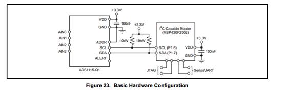 msp430g2553电路图