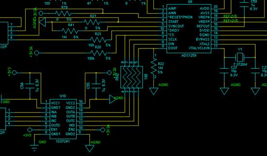 我的硬件电路如下