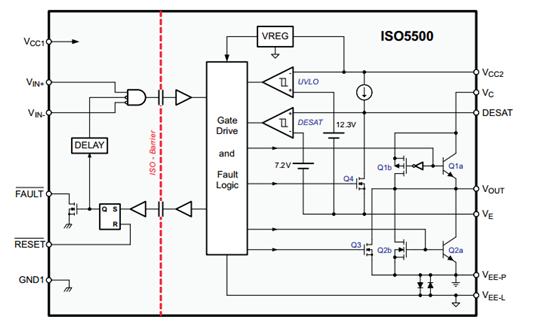 驱动316j光耦电路图