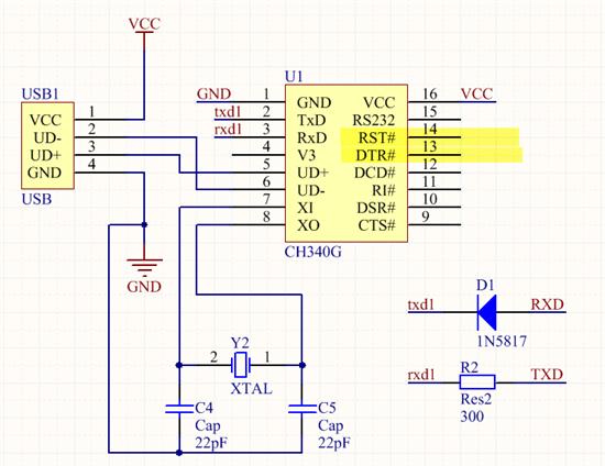 关于msp430f449 bsl电路的问题