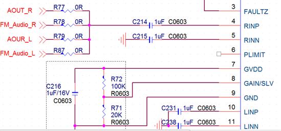 tpa3116应用电路图