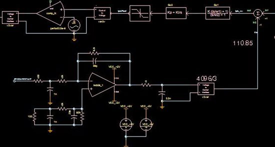 8322led台灯电路图
