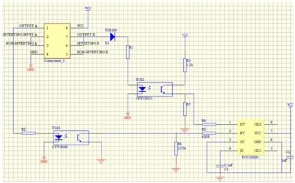 25600的48v/30a电源设计