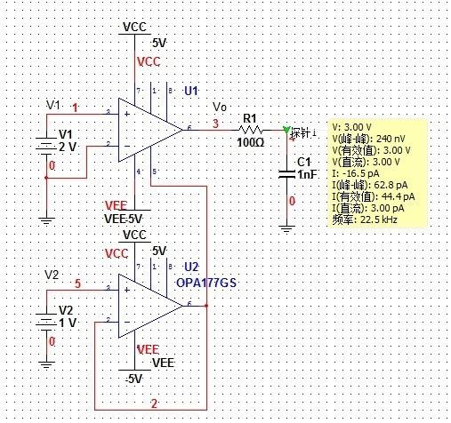 【原创】仪表放大器ina129的基本应用简介