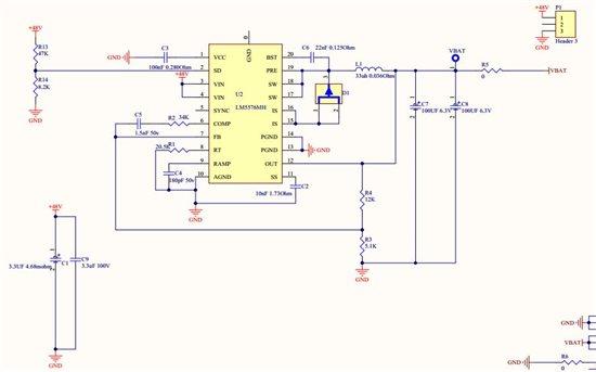 如果是电路设计问题,如何修改可以解决锂电池供电